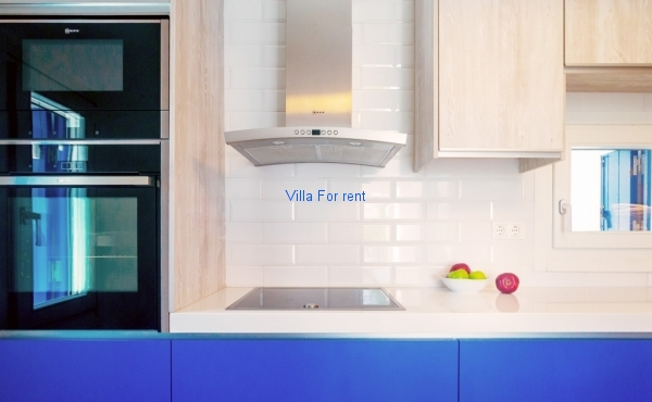 Villa Tropicalia - Kitchen 1a