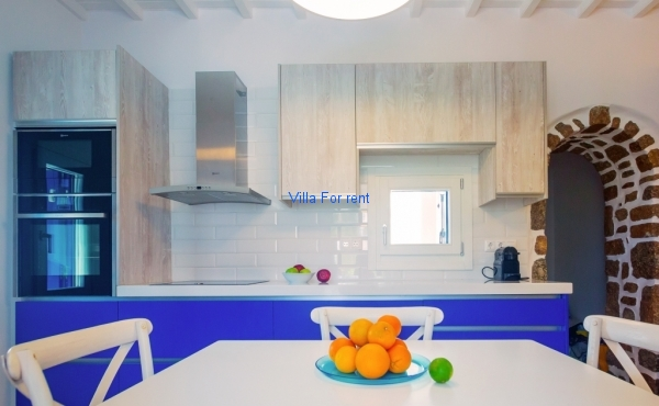 Villa Tropicalia - Kitchen 1f